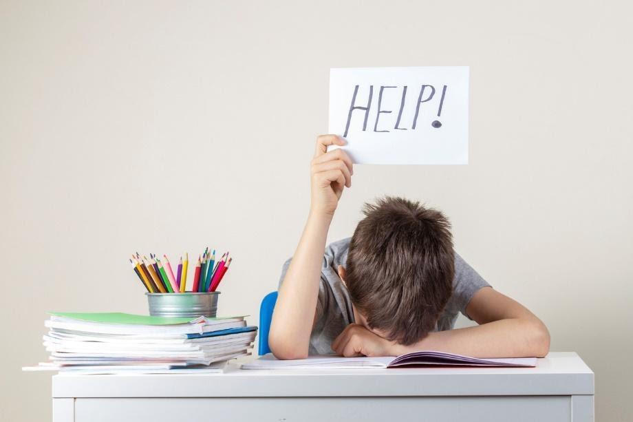 Kind opvoeding: Negatief denken bij kinderen