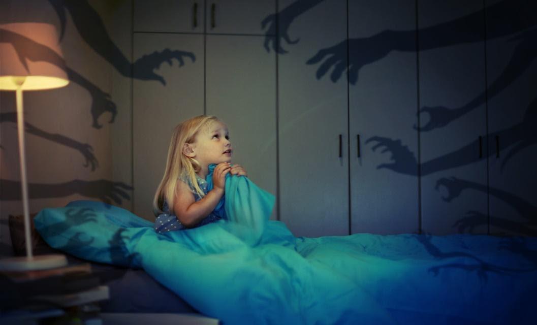 angstige kinderen